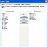 Options - Query default columns